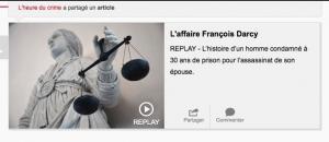 L'HEURE DU CRIME SUR RTL- Jacques PRADEL -